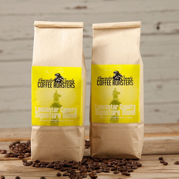 Lancaster County Signature Blend Coffee - Two 1lb Bags