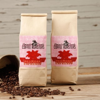 Lancaster County Red Rose Espresso - Two 1lb Bags