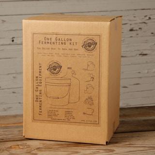Do-It-Yourself 1-Gallon Fermenting Equipment Kit