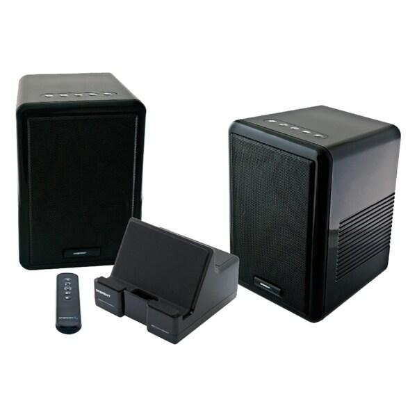 Sabrent Classique SP-ESKY Speaker System - 8 W RMS - Wireless Speaker