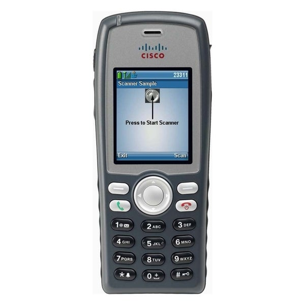 Cisco Unified 7926G IP Phone - Wireless
