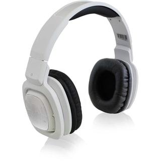 Adesso Xtream H3W Bluetooth Rotatable DJ Style Headphones