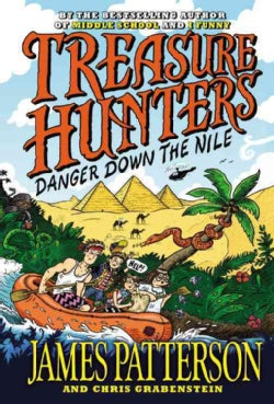 Danger Down the Nile (Hardcover)