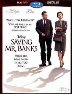 Saving Mr. Banks (Blu-ray Disc)