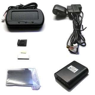 Head Up Display CANBUS OBD Plug and Play Speed Warning Device