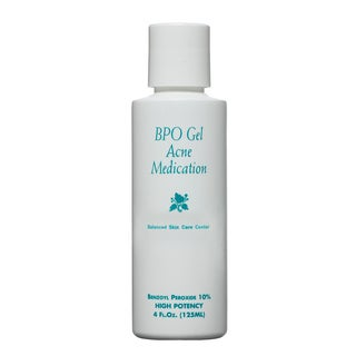 Benzoyl Peroxide 4-ounce Medicated Acne Gel