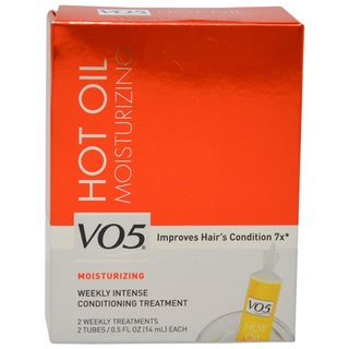 Alberto VO5 Moisturizing Hot 0.5-ounce Oil Treatment (Pack of 2)
