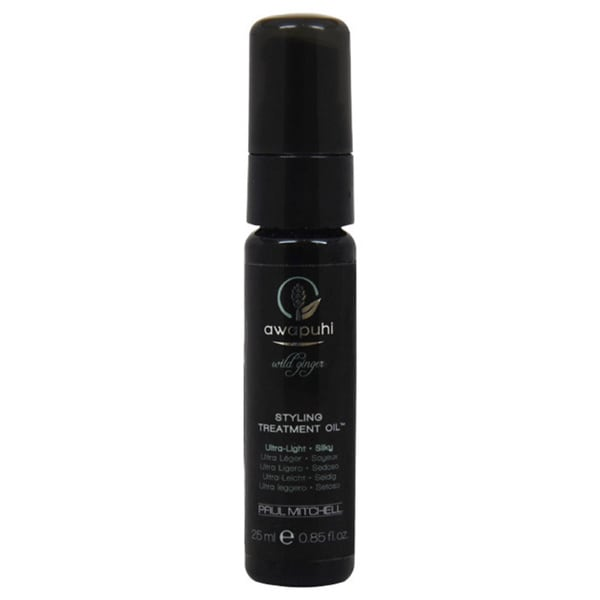 Paul Mitchell Awapuhi Wild Ginger Styling 0.85-ounce Treatment Oil