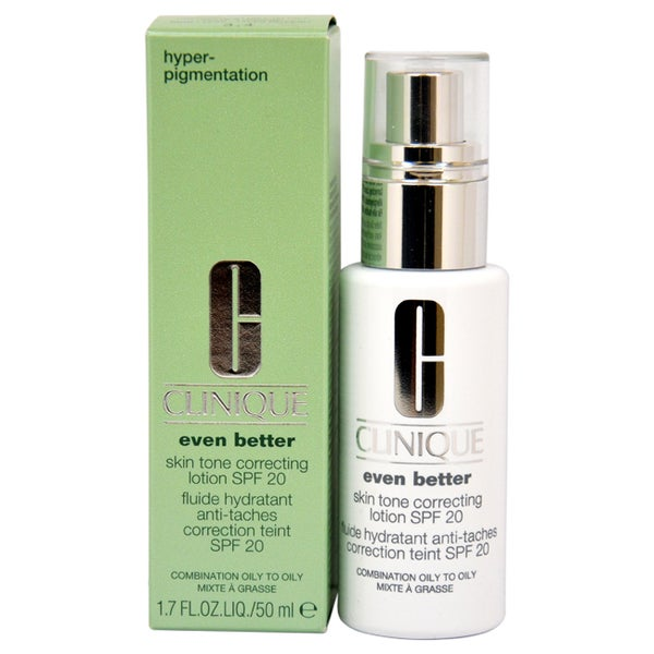 Clinique Even Better SPF 20 Skin Tone Correcting Lotion