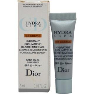 Dior Hydra Life SPF 30 Sunny Amber Enhancing Moisturizer BB Creme