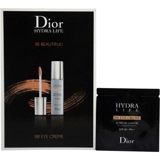 Dior Hydra Life Luminous Peach BB Eye Creme