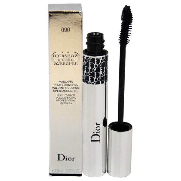 Dior Diorshow Iconic Overcurl # 090 Black Mascara