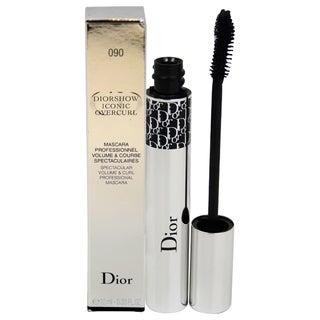 Dior Diorshow Iconic Overcurl # 090 Black Mascara ...