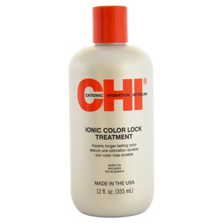 CHI Ionic Color Lock 12-ounce Treatment