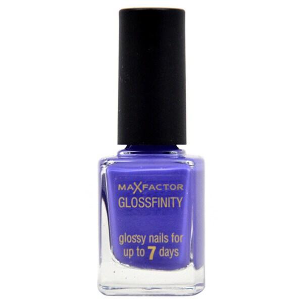 Max Factor Glossfinity # 130 Lilac Lace Nail Polish