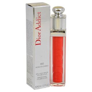 Dior Addict Rose En Diable Lip Gloss