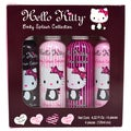 Hello Kitty Body Splash Collection Women's 4-piece Gift Set