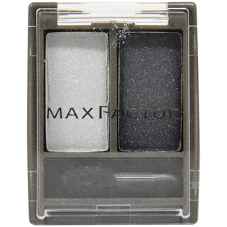 Max Factor Colour Perfection Duo #470 Star-Studded Black Eye Shadow