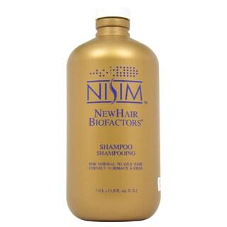 Nisim Hair Loss 33-ounce Shampoo for Normal to Oily Hair