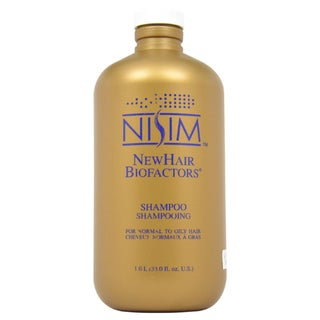 Nisim Hair Loss 33-ounce Shampoo for Normal to Oily Hair