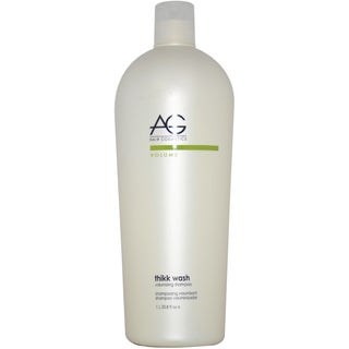 AG Hair Cosmetics Thikk Wash Volumizing 33.8-ounce Shampoo
