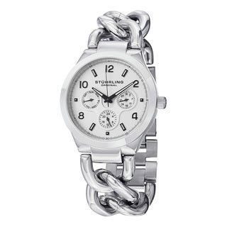 Stuhrling Original Women's Lady Renoir Swiss Quartz Bracelet Watch