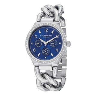 Stuhrling Original Women's Lady Renoir Shine Quartz Bracelet Watch