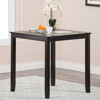 Abbyson Living Alexander Espresso Counter-height Dining Table