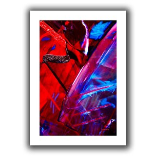 Byron May 'Into Abstract' Unwrapped Canvas Wall Art