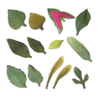 Sizzix Thinlits Leaves/ Garden Die Set by Susan Tierney-Cockburn (13 Pack)