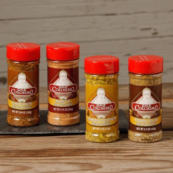 Colosimo Seasoning Variety Pack