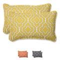 Pillow Perfect Outdoor Starlet Rectangular Throw Pillow (Set of 2)