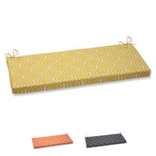 Pillow Perfect 'Starlet' Outdoor Bench Cushion