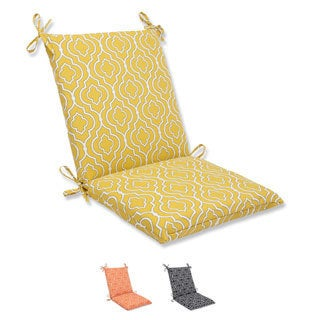 Pillow Perfect 'Starlet' Squared Corners Outdoor Chair Cushion