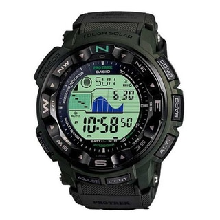 Casio Men's Protrek PRW2500B-3 Altimeter Watch