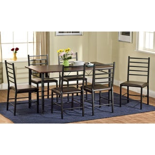 7-piece Maxen Metal Dining Set