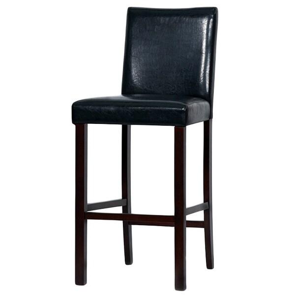 Warehouse Of Tiffany S Onyx Shino Bar Chair Set Of 2