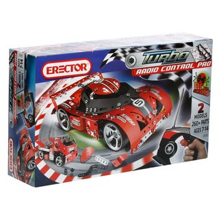 Erector Turbo RC Pro Kit