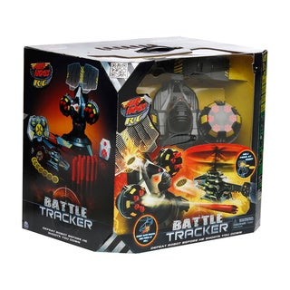Spin Master RC Air Hogs Battle Tracker Toy