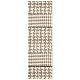 Joseph Abboud Griffith Dove Area Rug by Nourison (2'3 x 7'5)