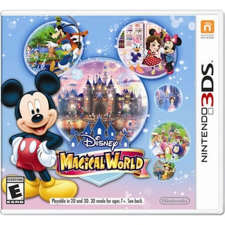 NinDS 3DS - Disney's Magical World