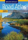 Rand McNally Road Atlas 2015, United States, Canada, Mexico (Paperback)