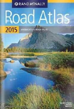 Rand McNally Road Atlas 2015 United States, Canada, Mexico (Paperback)