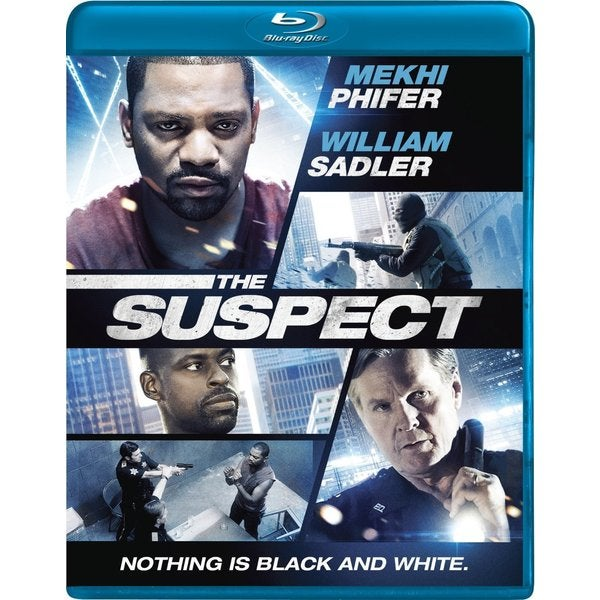 The Suspect (Blu-ray Disc) 12320603