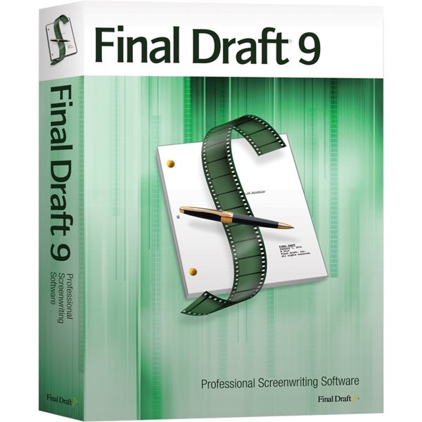 Final Draft v.9.0 - Complete Product - 1 User