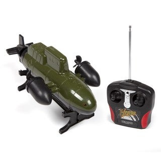 Monarch RTR Electric RC Submarine