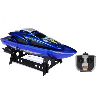 Super Blue Lux RTR Electric RC Boat