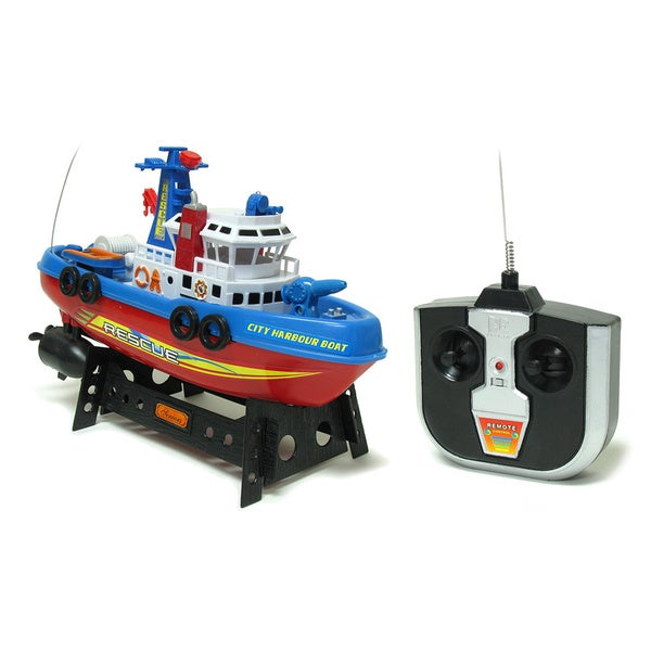 Fire Rescue Electric RTR RC Boat