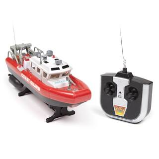 Coast Guard Fire Rescue RTR Electric RC Boat