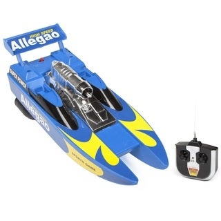 Neptune's Wrath RTR Electric RC Boat